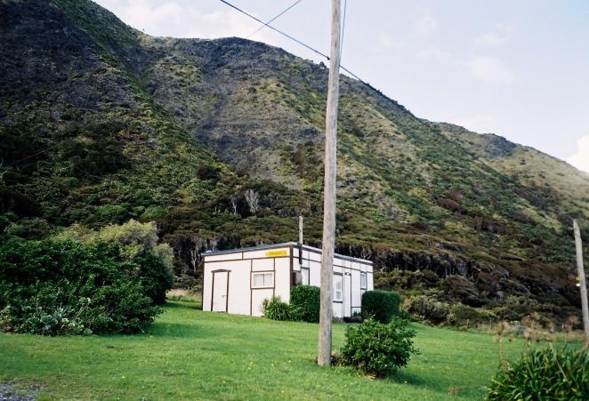 Cape Palliser, 2014